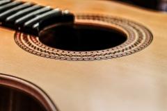 Acoustic Art guitar