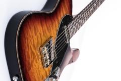 Tele art guitar.