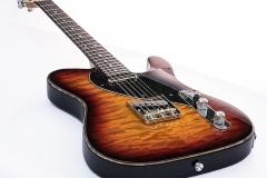 Tele art guitar