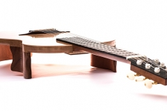 The silent guitar